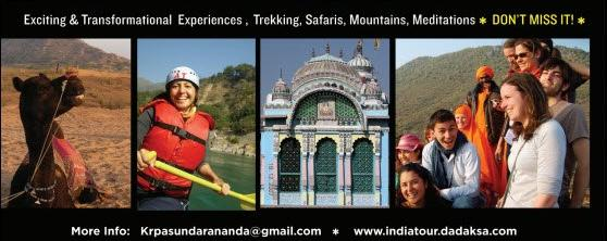 India Tour banner